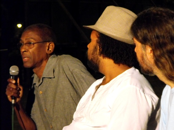 Artur Batata, Chicco Assis e Marcelo Rabelo