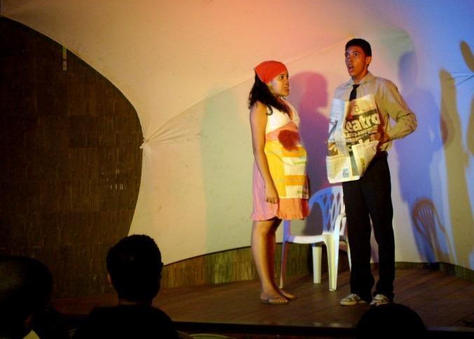 Cia de Teatro Solidário de Brotas