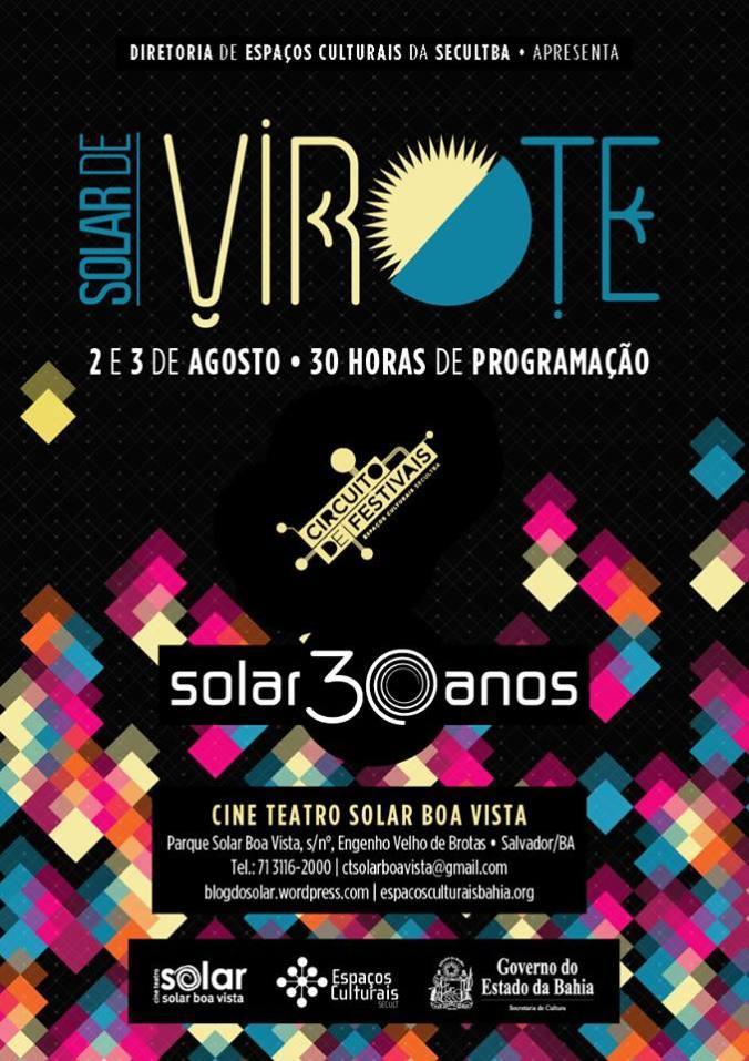 cartaz virote