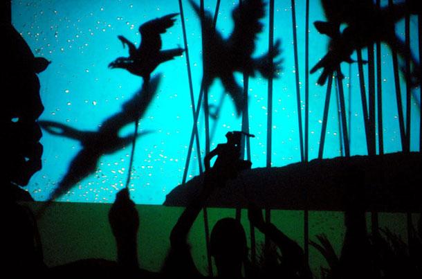 Espetáculo O Pássaro do Sol Registro Marcio Lima