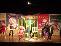 Espetáculo A Biblioteca Encantada - Cia de Teatro Solidário de Brotas