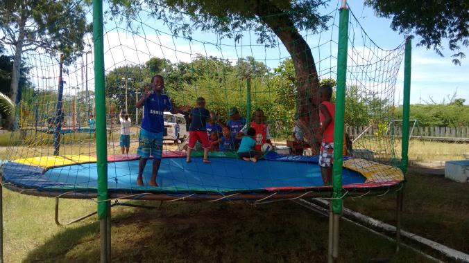 Domingo no Parque! Foto Thais Faria