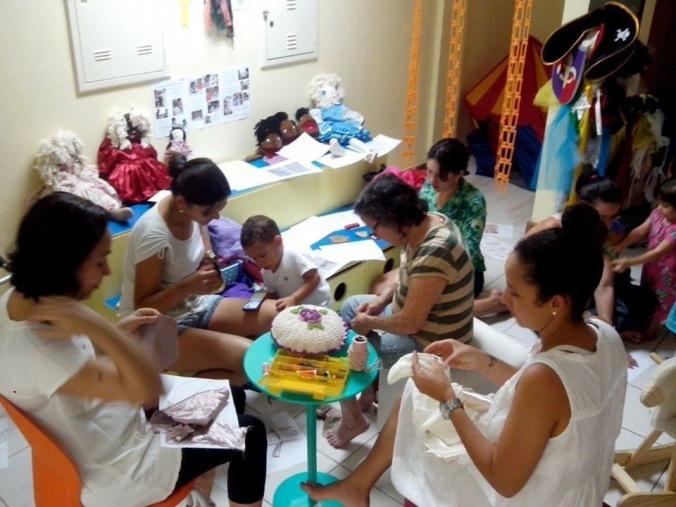 Grupo de Bonecos Presença Foto Divulgação