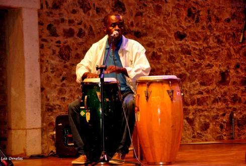 Show de Jorjão Bafafé. Foto: Leo Ornelas