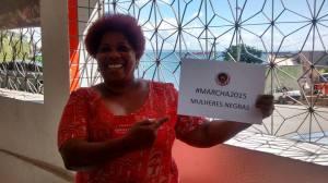 Valdecir Nascimento | coordenadora do Instituto Odara - Instituto da Mulher Negra