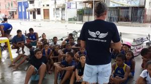 EBA! Escola de Bike Anjos | Foto: Divulgação