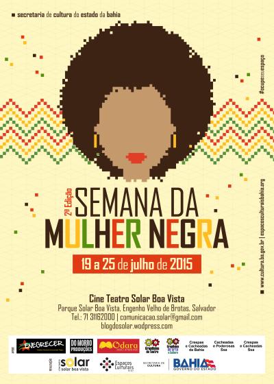 II Semana da Mulher Negra