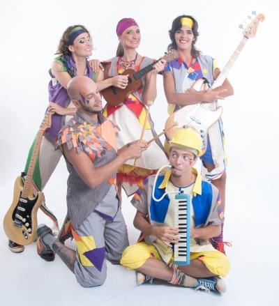 Grupo Canela Fina | Foto: Divulgação