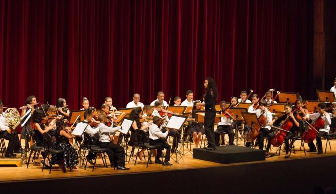 Orquestra Pedagógica Experimental - Neojiba | Foto: Divulgação