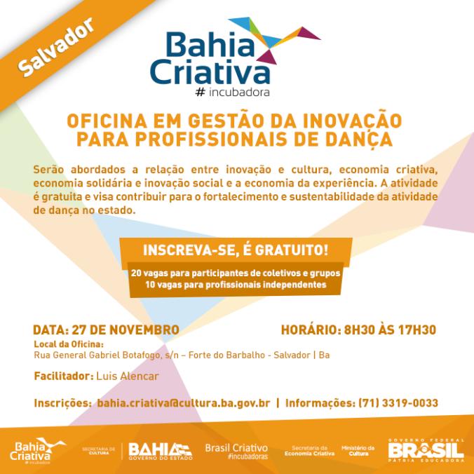 flyer_BahiaCriativaNOVEMBRO_Salvador