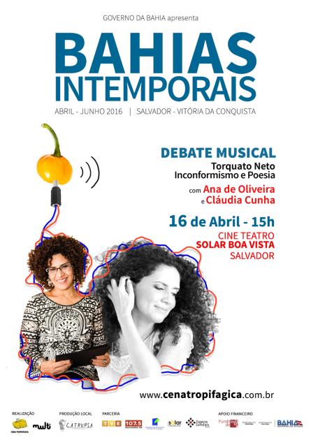 Bahias Intemporais - Torquato Neto Inconformismo e Poesia