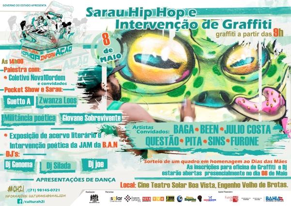 Cultura Hip Hop e informAção
